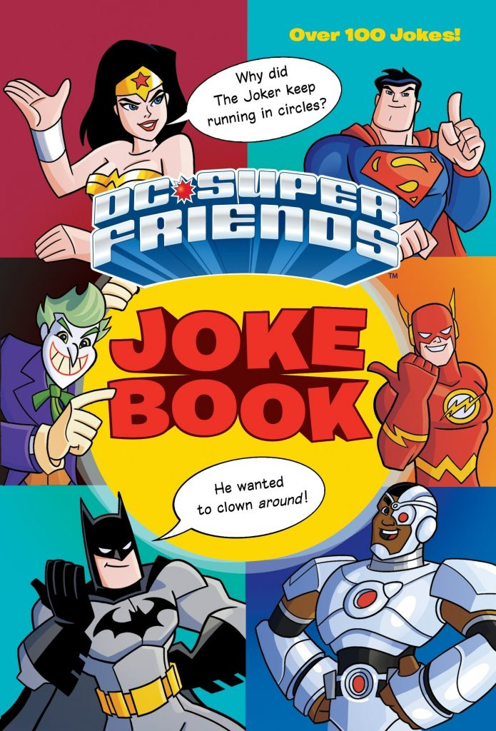 extra! extra! Super Hero Jokes for National Comic Book Day