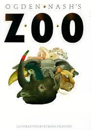 Silly Animal Verse inspired by Ogden Nash