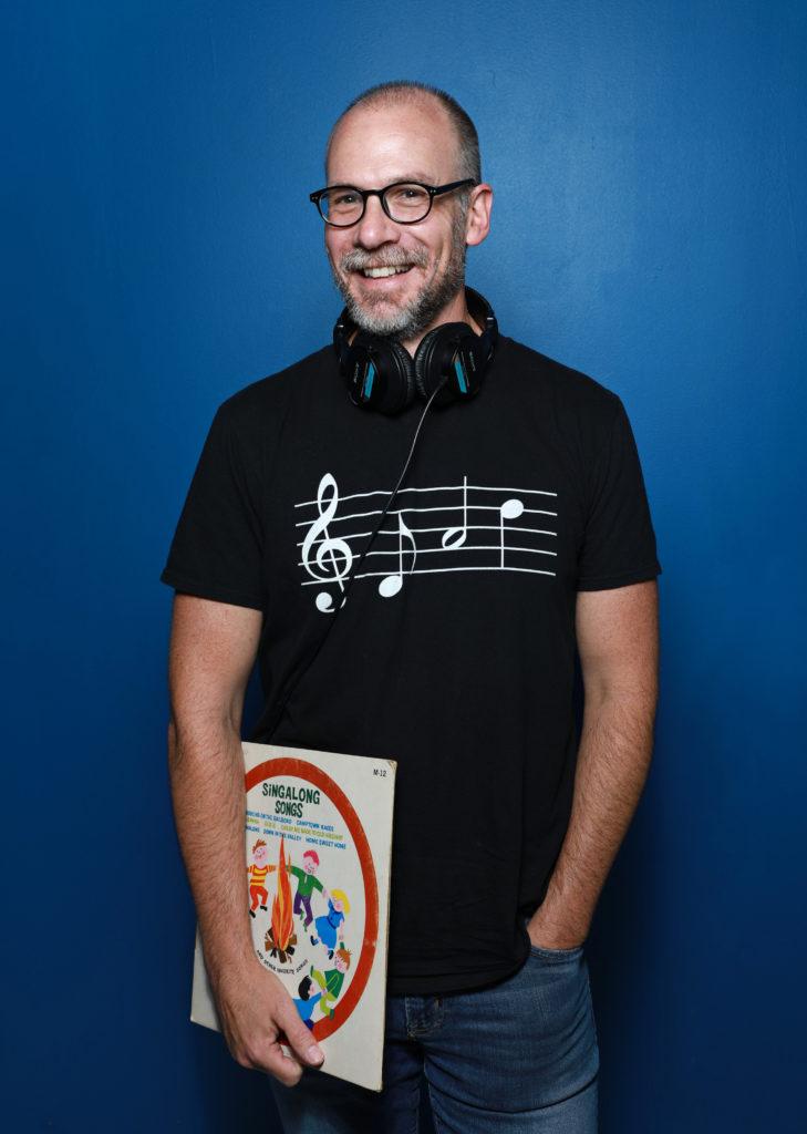 Animal Farm Fun with Kids Place Live Radio Host Kenny Curtis
